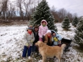 Family Fun during Christmas at Storeyland Tree Farm