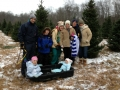Making Memories at Storeyland Christmas Tree Farm