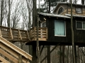 Moonlight Treehouse in Ohio
