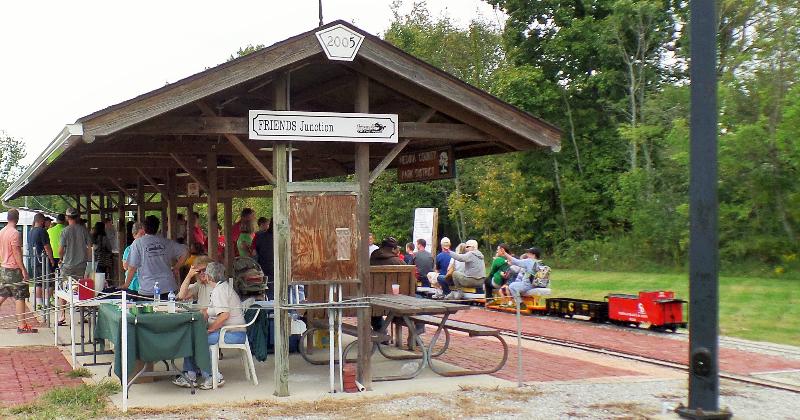 Mini Steamers Train Rides Media Parks Ohio