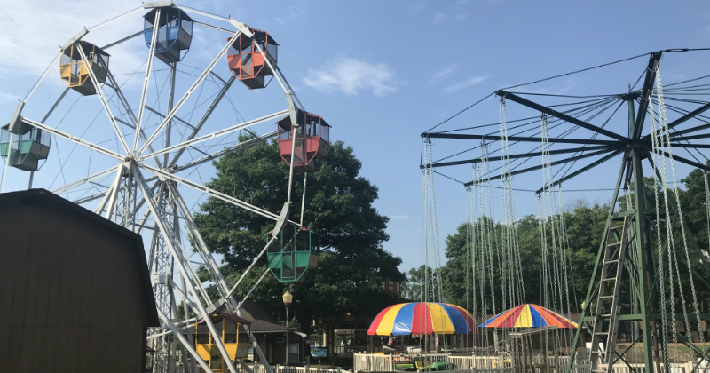 Tuscora Park Ferris Wheel