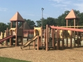 Playground at Tuscora Park Ohio