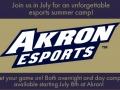 Akron-esports-camp