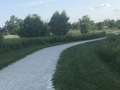 Walking Path Veteran Park Plain Township
