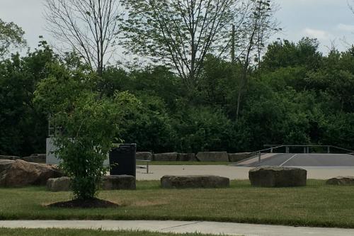 Skate Park Veterans Way Park