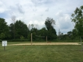 Volleyball Court Veterans Way Park
