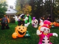 Drive Through Halloween Decorations Cuyahoga County Ohio