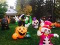 Drive Through Halloween Decorations Cuyahoga County Ohio