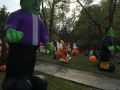 Walton Hills Halloween Display