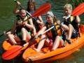 Teen Camp at YMCA Camp Tippecanoe