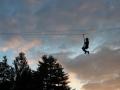 Zipline at Camp Tippecanoe