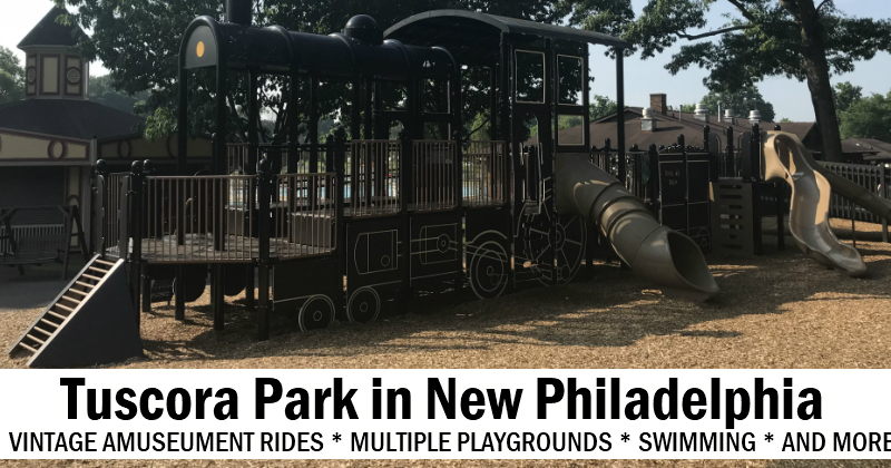 Tuscora Park – Vintage Amusement Rides, Awesome Playgrounds, Swimming and More!