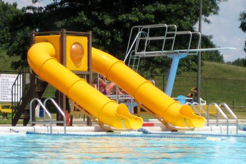Dogwood Pool and Sprayground in North Canton