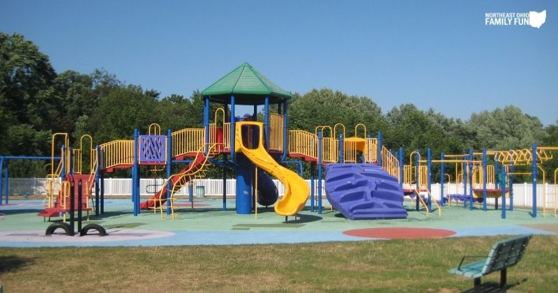 Fort Island/Griffiths Park in Fairlawn