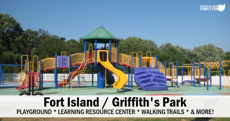 Fort Island Park Playground Fairlawn