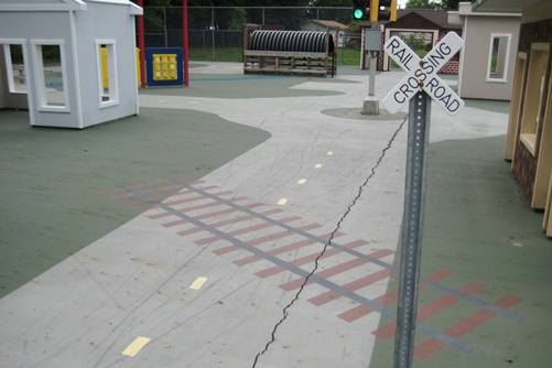 Knights Field Park, Sprayground and Kiddy City