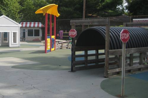 Kiddie City Tunnels