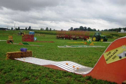 Review: Nickajack Farms Fall Festival