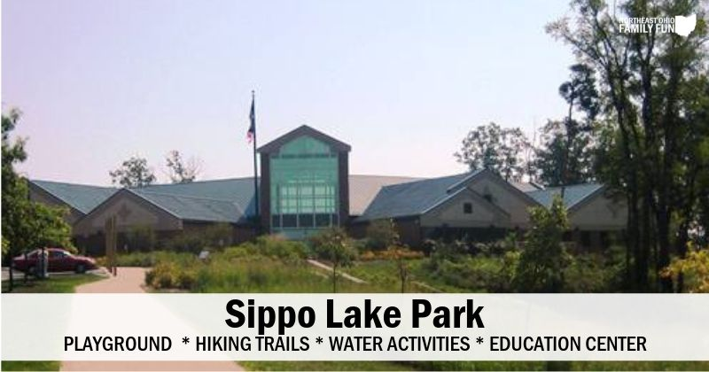 Sippo Lake Park Canton Ohio