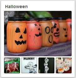 Pinterest Halloween Board