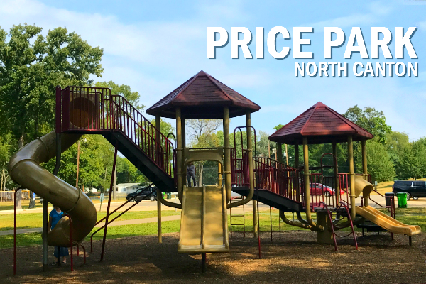 Price Park Playground North Canton Ohio