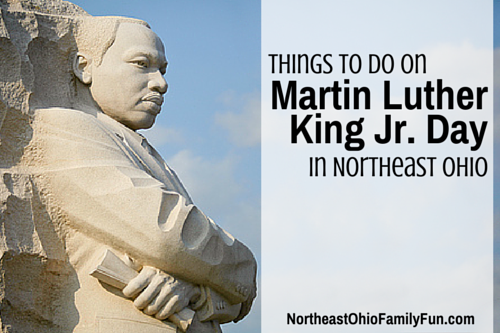 Things to do on MLK Day