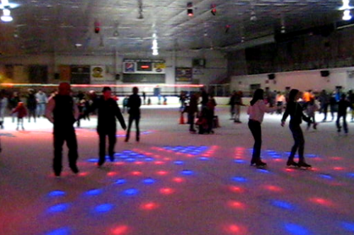 Ice Skating at Center Ice Sports Complex