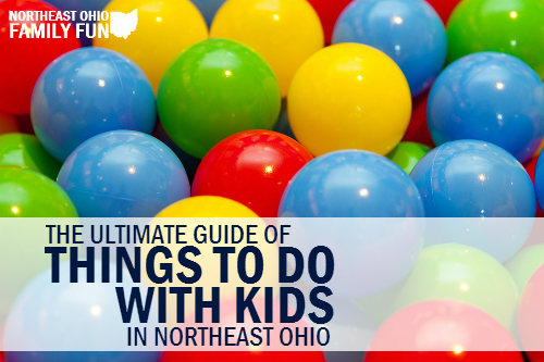 Things to Do with Kids Northeast Ohio
