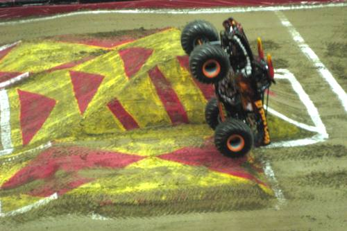 Review: Cleveland Monster Jam Show and Pit Party