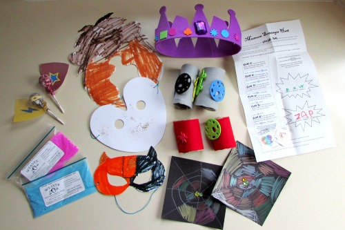 All the things we made at ArtSplash
