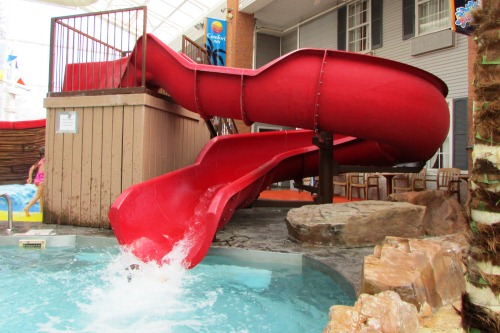 Splash Harbor Water Slide