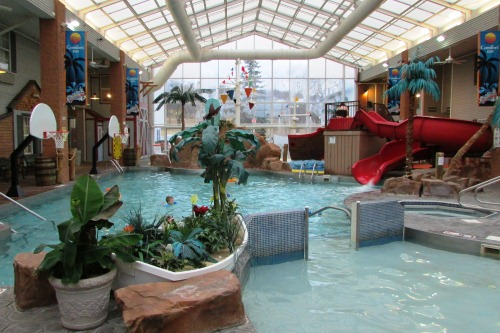 Splash Harbor Indoor Water Park