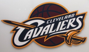Kid Friendly Fun at the Cleveland Cavaliers Family Night