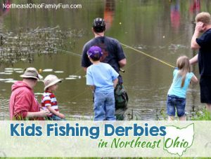 Kids Fishing Derbies Northeast Ohio