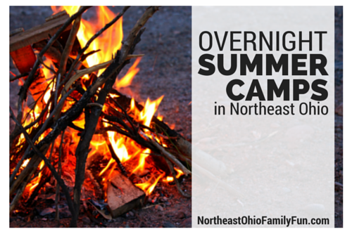 Overnight Summer Camps in Northeast Ohio