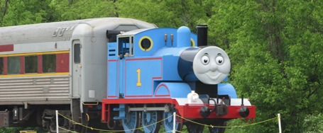 Day Out with Thomas at Cuyahoga Valley Scenic Railroad