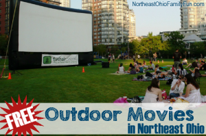 FREE Outdoor Movies Northeast Ohio