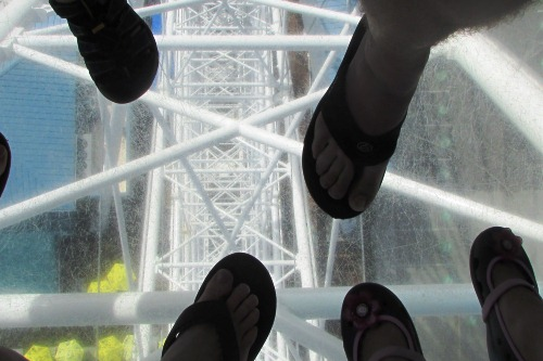 Myrtle Beach SkyWheel Glass Bottom