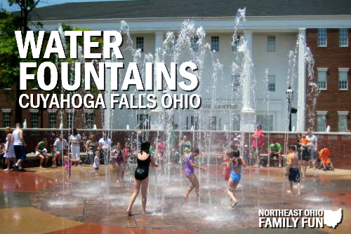FREE Water Fountains Cuyahoga Falls Ohio