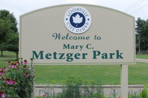 Metzger Park Louisville Ohio