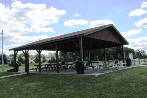 Pavilon at Fred Greenwood Park in Medina