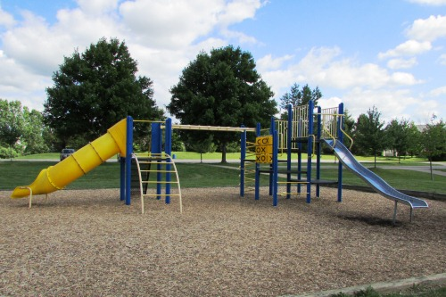 Playground at Fred Greenwood Park in Medina