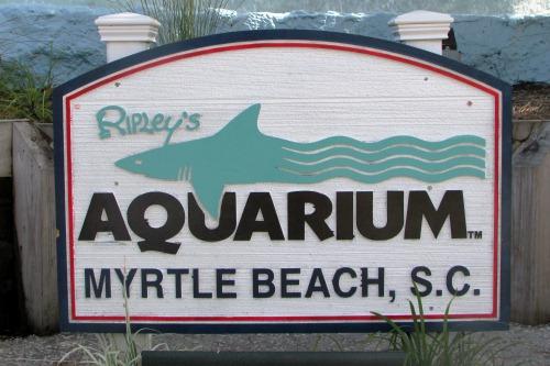 Ripley S Aquarium Myrtle Beach