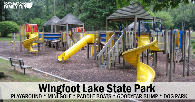 Plan a Trip to Wingfoot Lake State Park
