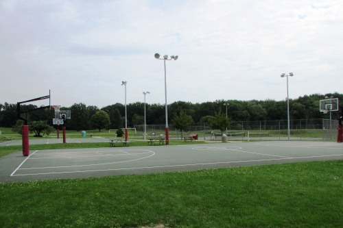 Basketball, Soccer, Tennis and more at Silver Creek Park Stow Ohio