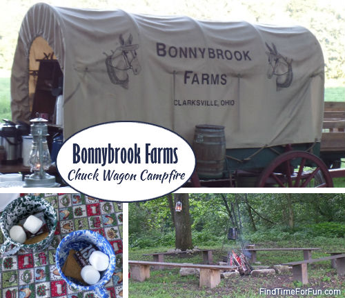 Bonnybrook Farms Chuck Wagon Dinner Ride