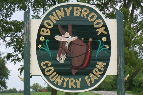 Family Fun at Bonnybrook Farms in Clarksville Ohio