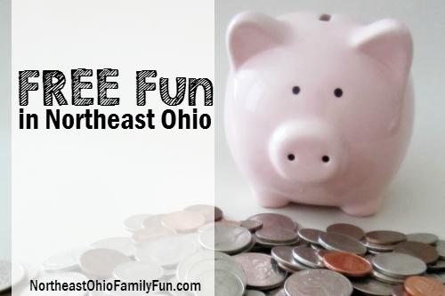 Free Fun in Northeast Ohio