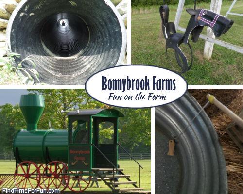 Fun on the Farm at Bonnybrooks Farm Ohio