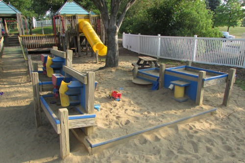 Jackson Township North Park Sand Box